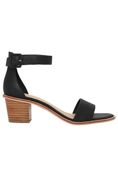 Mickee Sandal BLACK LEATHER 1
