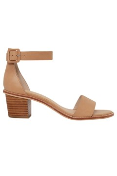 Mickee Sandal NUDE LEATHER 1