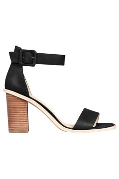 Grady Leather Sandal BLACK 1