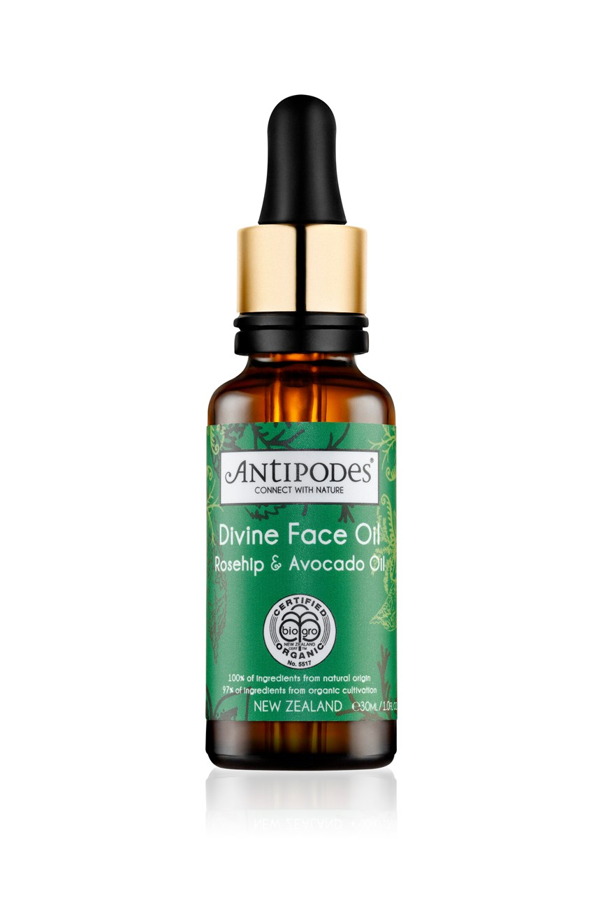 Divine Avocado & Rosehip Face Oil