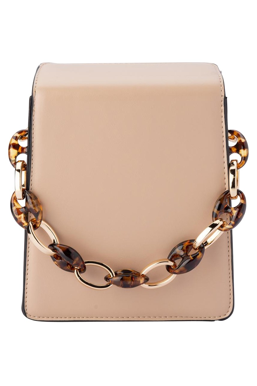 Cherry Acrylic Chain Bag