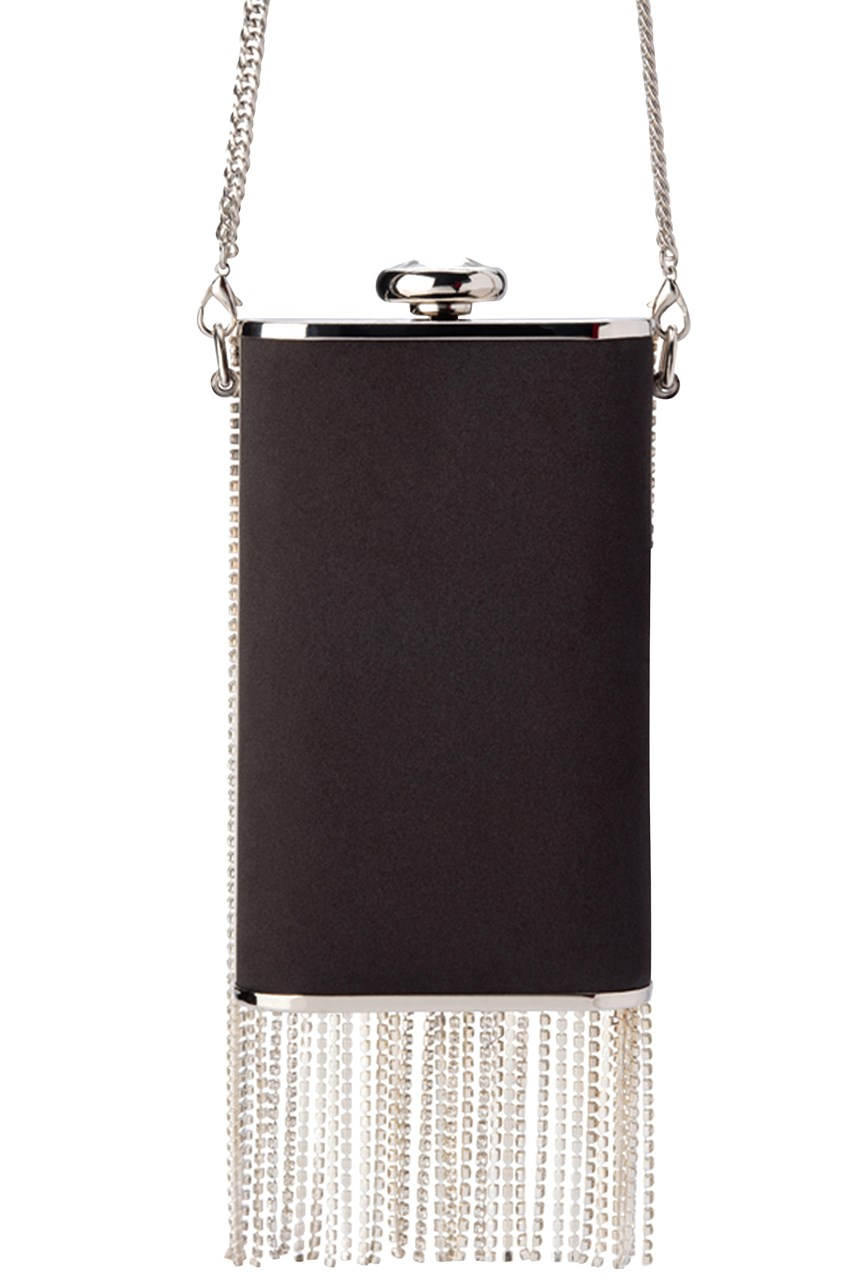 Luiza Crystal Fringe Bag