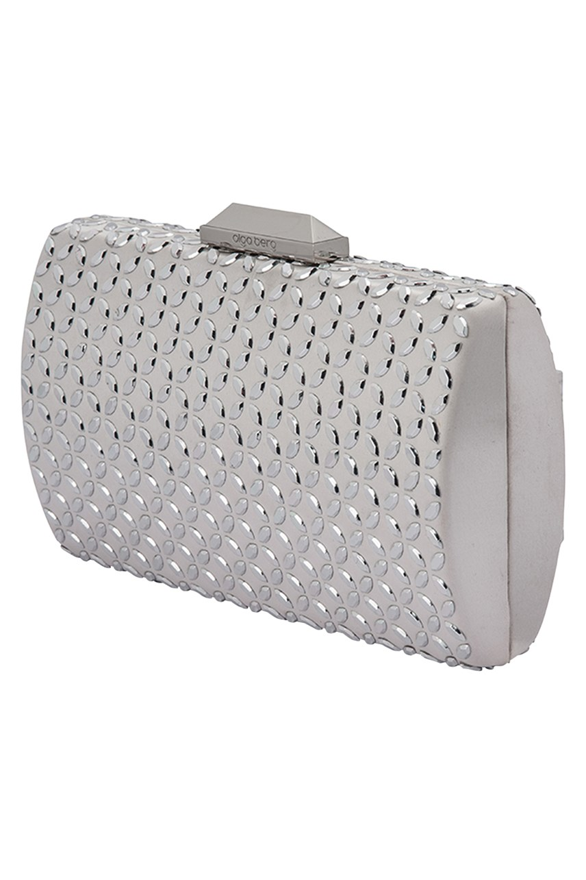 Kaylee Diamond Hot Fix Pod Clutch