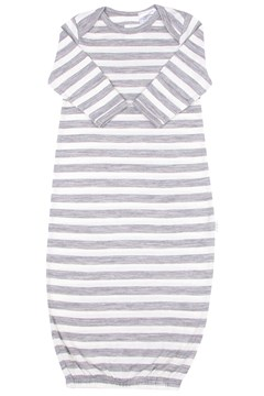 Merino Bundler Sleep Sack - Grey Stripe GREY STRIPE 1