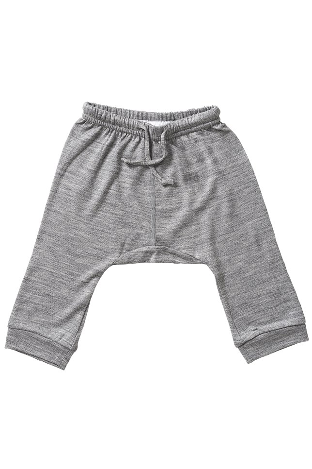 Merino Drop Crotch Pant