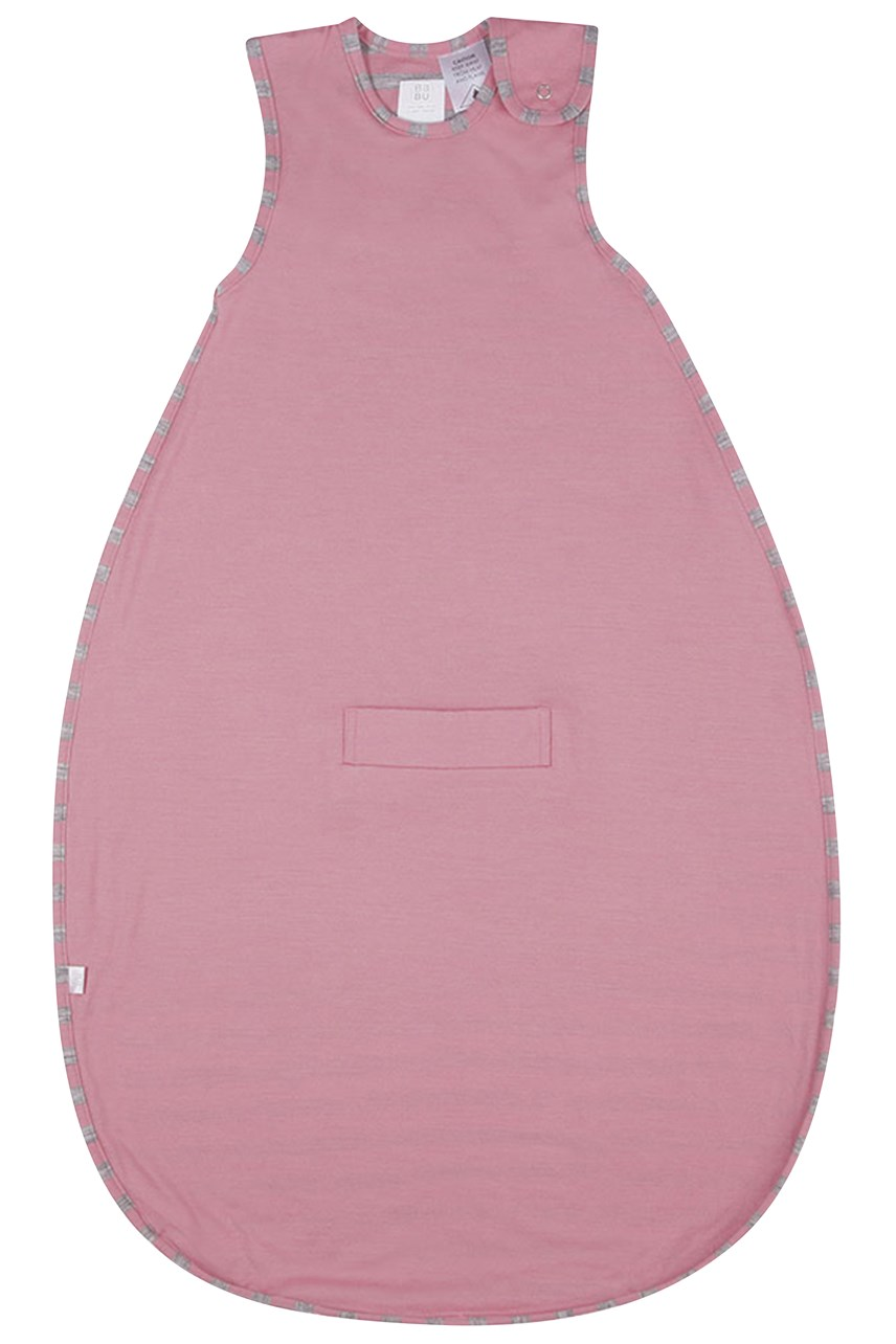 Merino Sleeping Bag - Pink