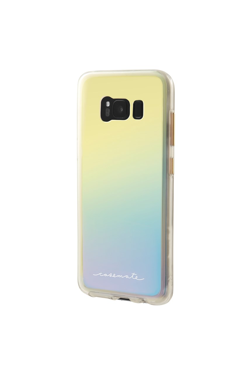 Samsung Galaxy S8+ Naked Touch Irridescent Phone Case