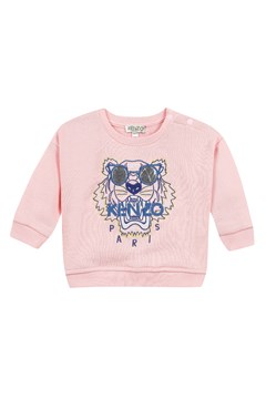 Tiger Sweatshirt SALMON PINK 1