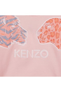 Party Summer Sweatshirt - salmon pink