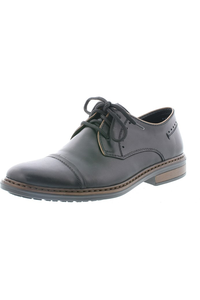 401c227d3df7a Leather Lace Up Shoe - RIEKER - Smith & Caughey's - Smith and Caughey's