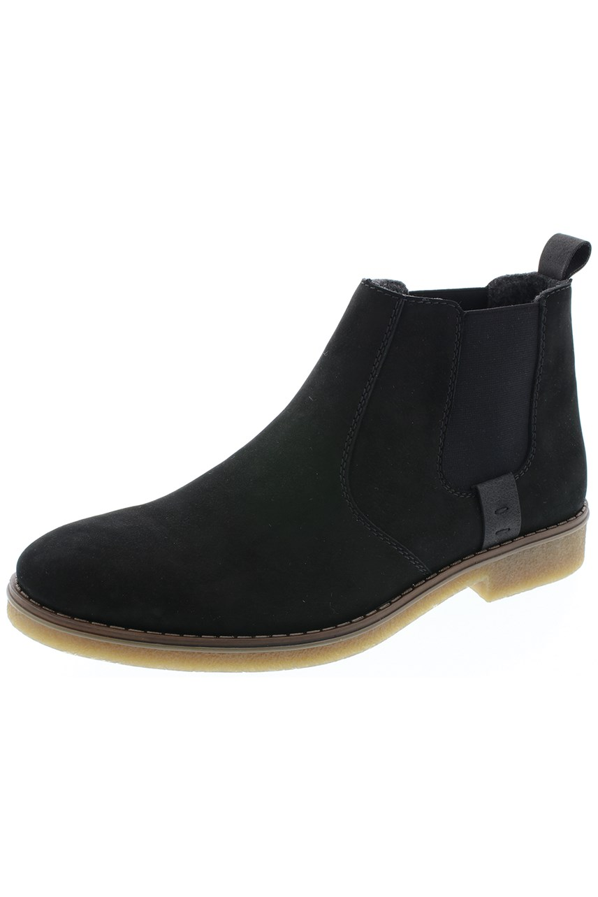 Suede Chelsey Boot