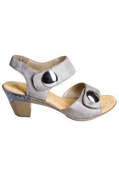 Heeled Sandal GREY 1
