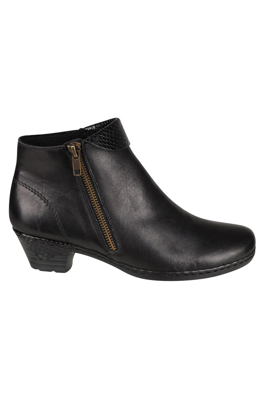 Low Ankle Boot