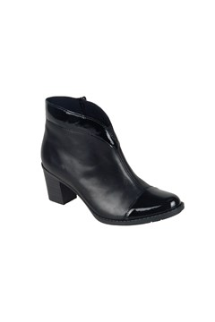 Heeled Boot BLACK 1