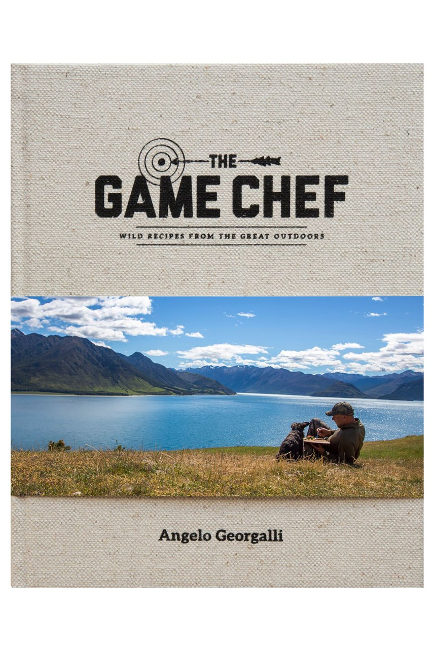 The Game Chef: Wild Recipes from the Great Outdoors by Angelo Georgalli