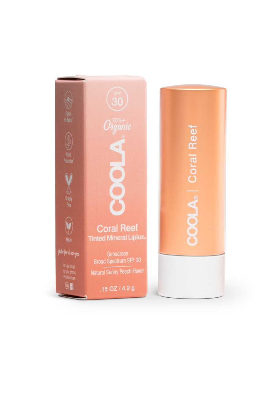 Liplux SPF30 - Coral Reef