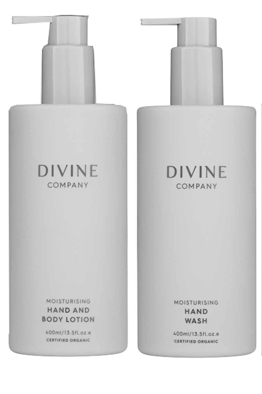 Organic Hand Series - Hand Wash & Hand and Body Lotion Set
