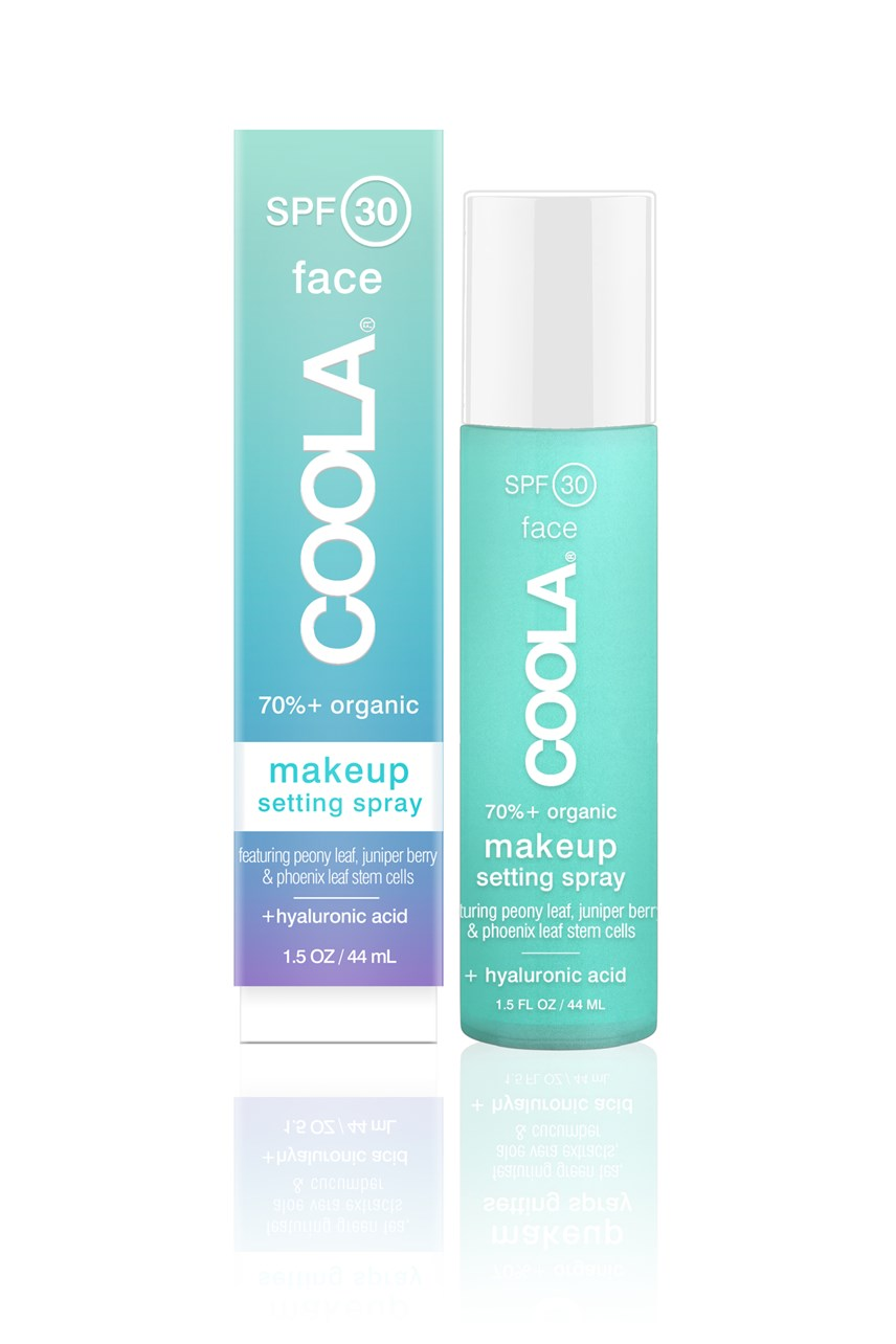 Face SPF 30 Makeup Setting Spray