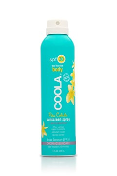 Body SPF30 Sunscreen Spray Pina Colada 1