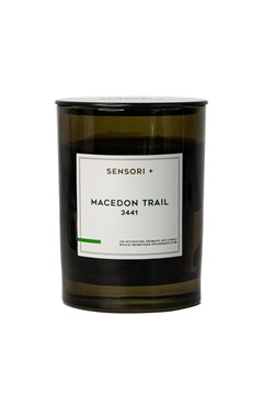 Macedon Trail Air Detoxifying Aromatic Soy Candle 1