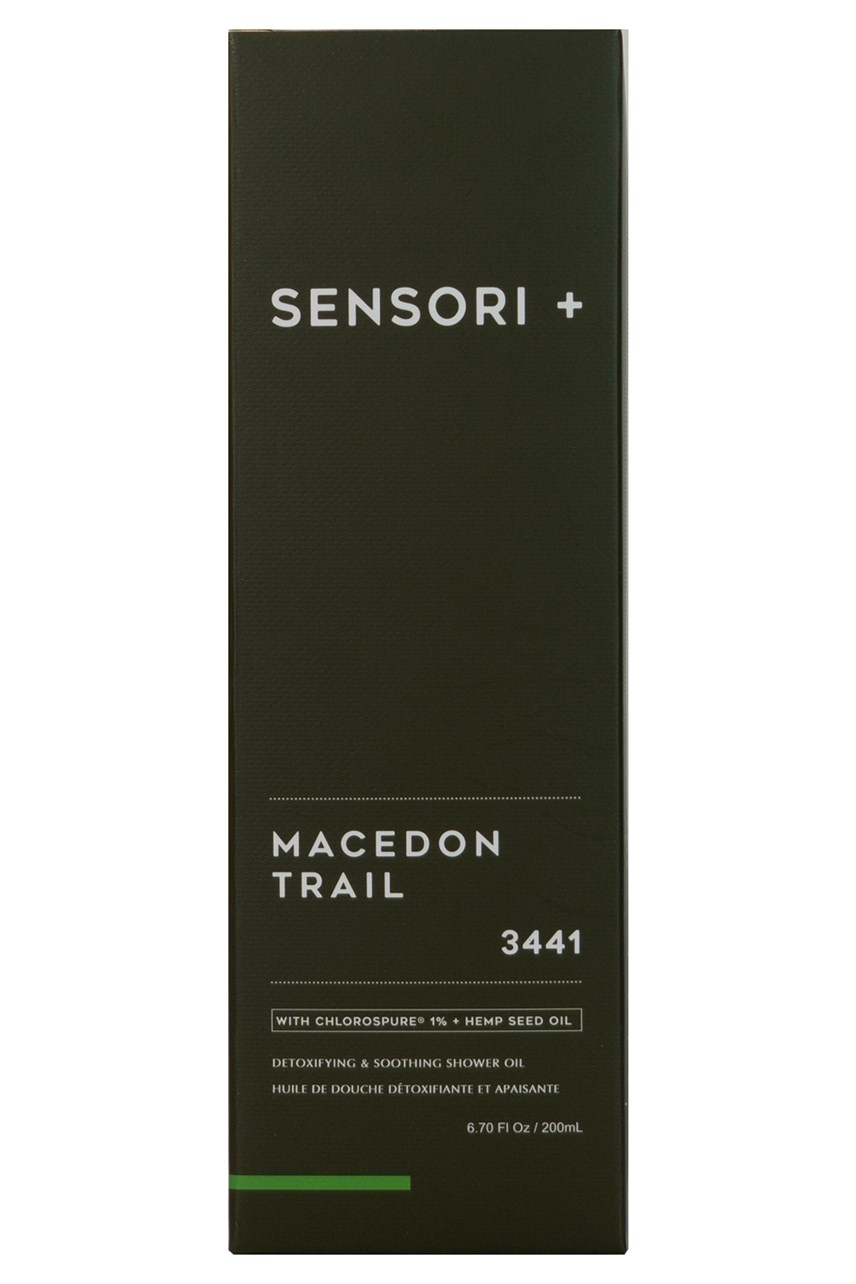 Macedon Trail Detox & Soothe Shower Oil