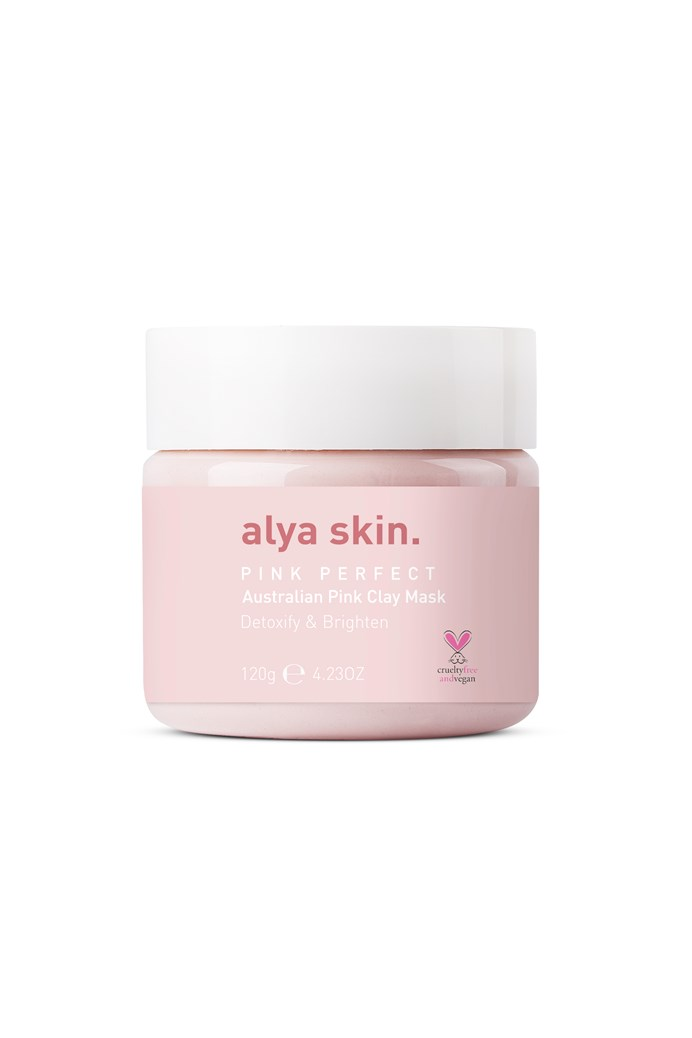 Pink Perfect Australian Pink Clay Mask