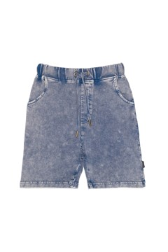 Bandits Vintage Blue Relaxed Short BLUE 1