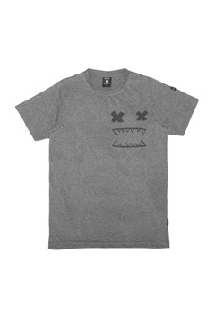 Bandits Cross Eyes Tee DARK GREY 1