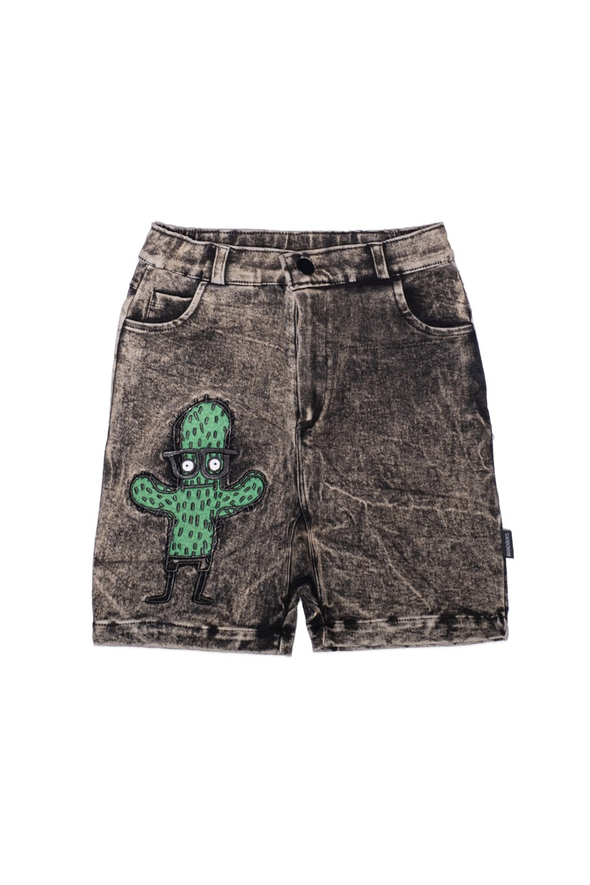 Cactus Skinny Denim Short