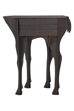 Bambi Chest Of Drawers BLACK 1