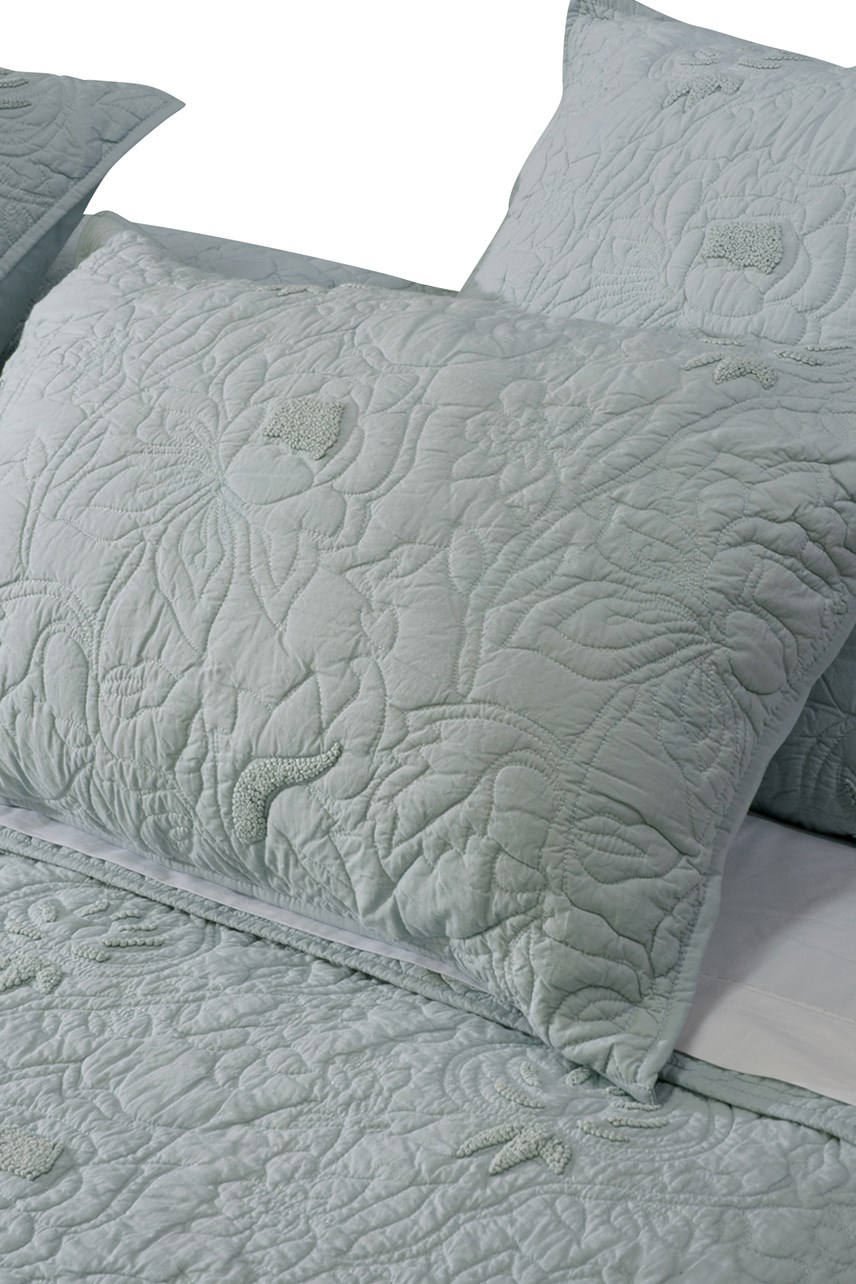 Bacelli Embroidered Pillowsham