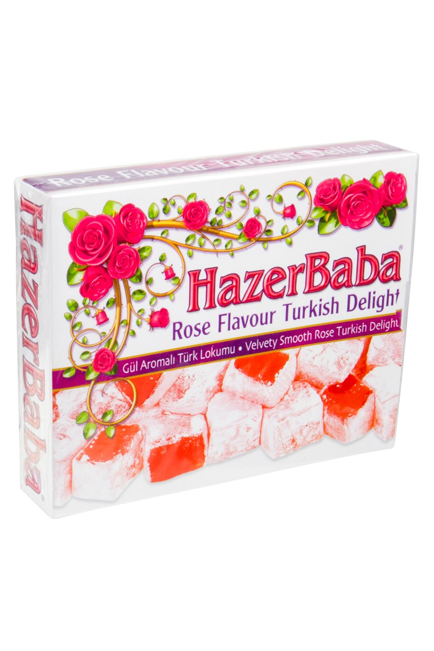 Rose Flavour Turkish Delight