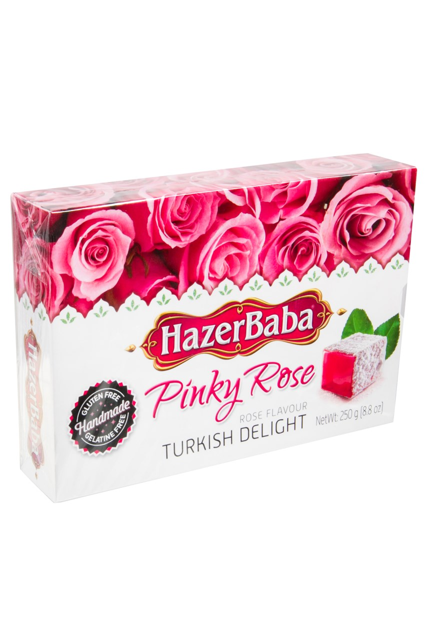 Pinky Rose Turkish Delight