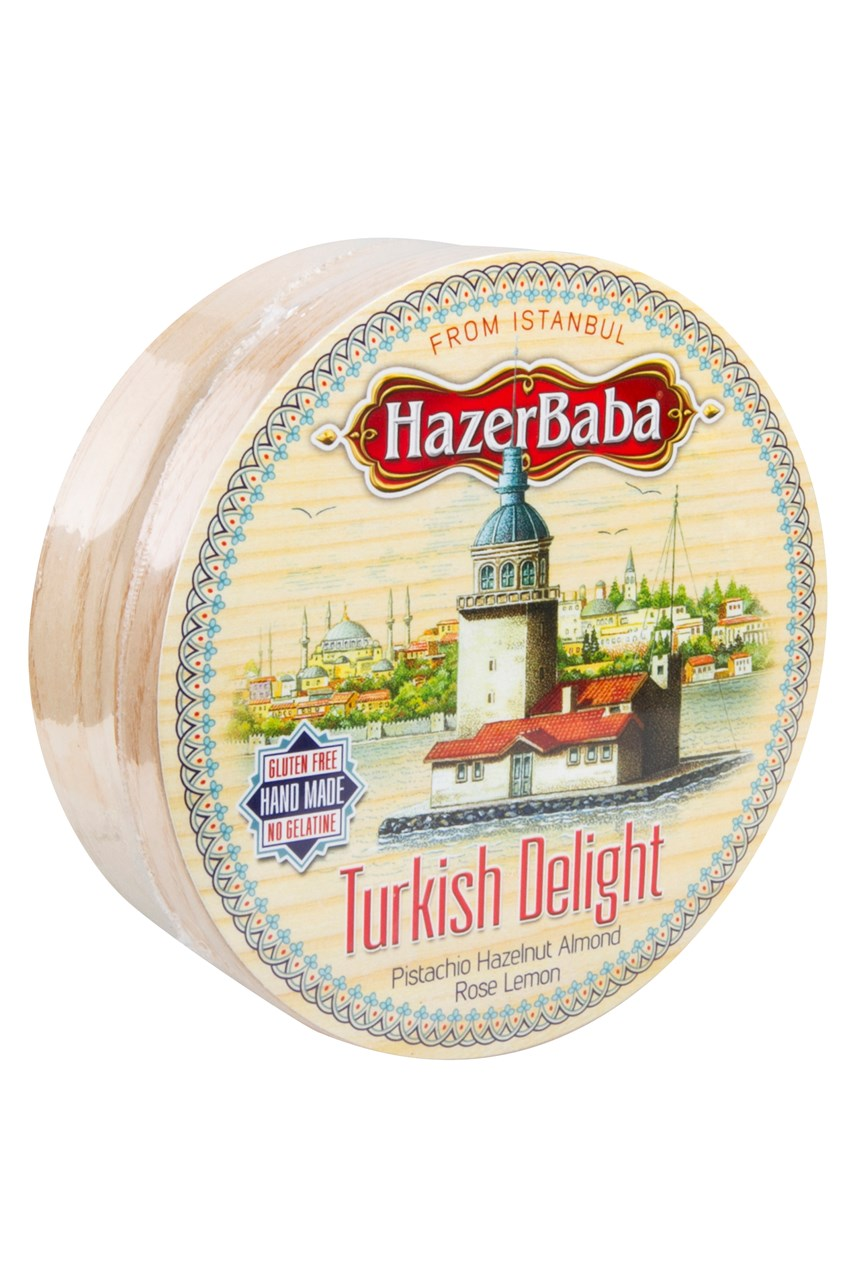 Assorted Turkish Delight