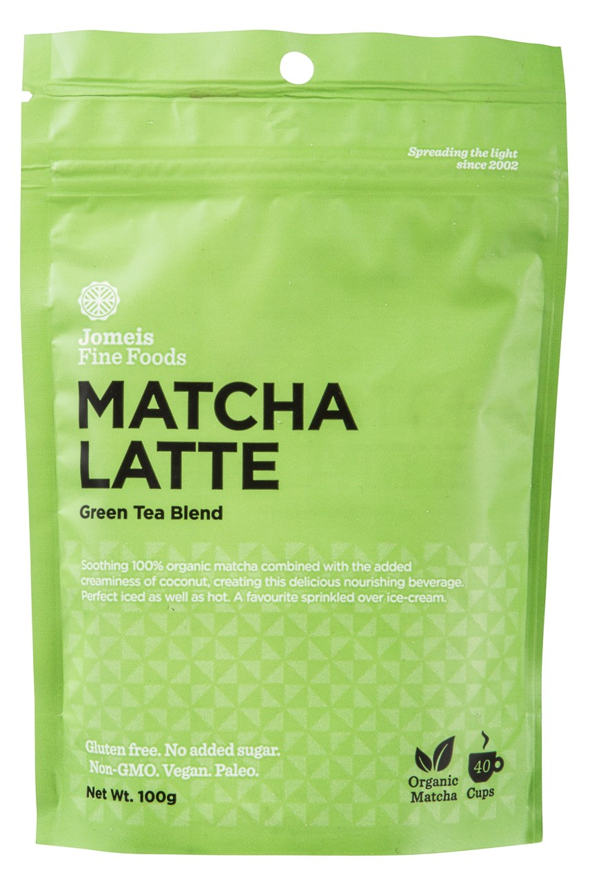 Matcha Latte Green Tea Blend