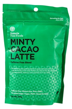 Minty Cacao Latte Caffeine Free Blend 1