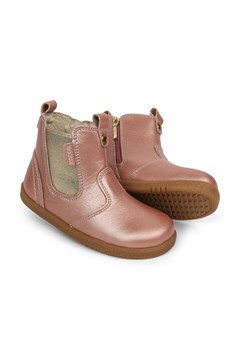 I-Walk Jodhpur Boot ROSE GOLD 1
