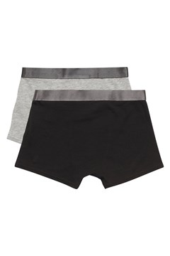 Customised Stretch Trunk 2 Pack - black/grey