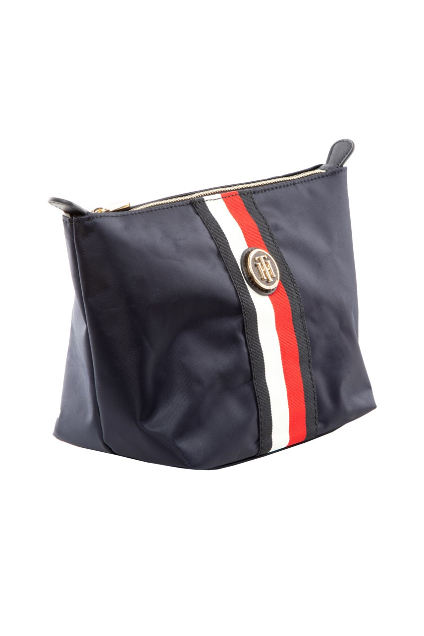 Signature Trim Washbag