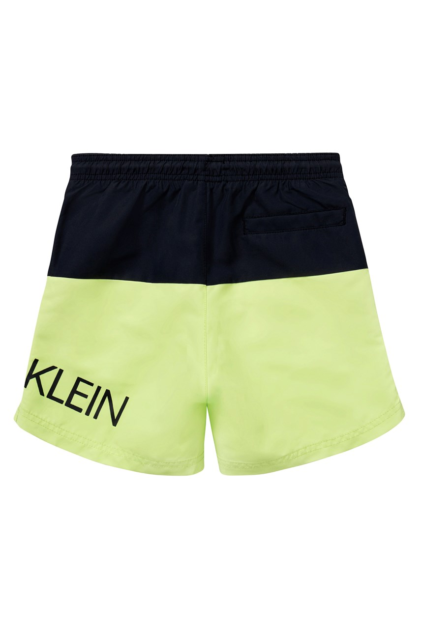 Logo Drawstring Swim Shorts