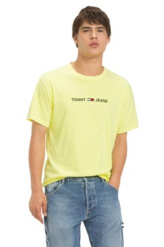Small Text Tee 094 SAFETY Y 1