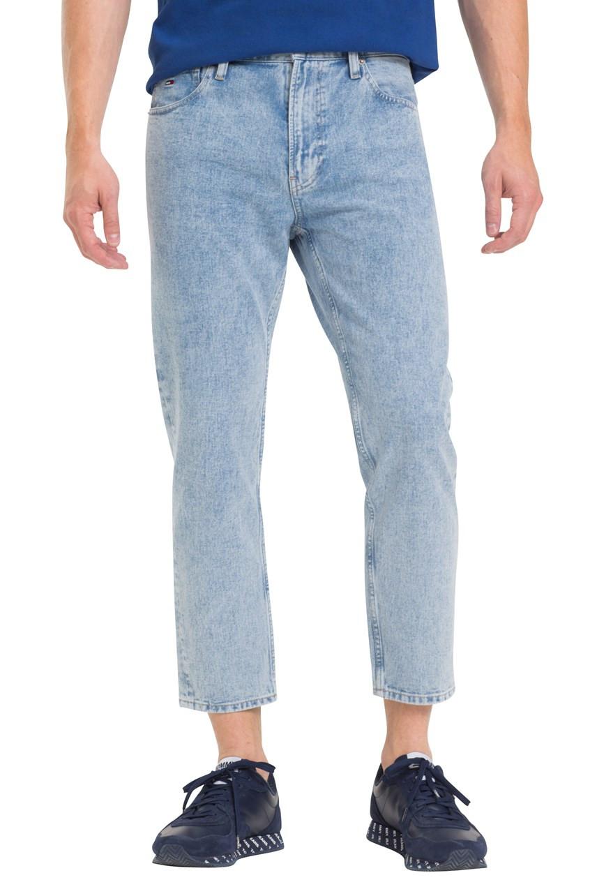 Relaxed Cropped Randy Jeans