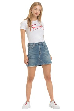 Short Denim Skirt US IDOL 2 MD 1