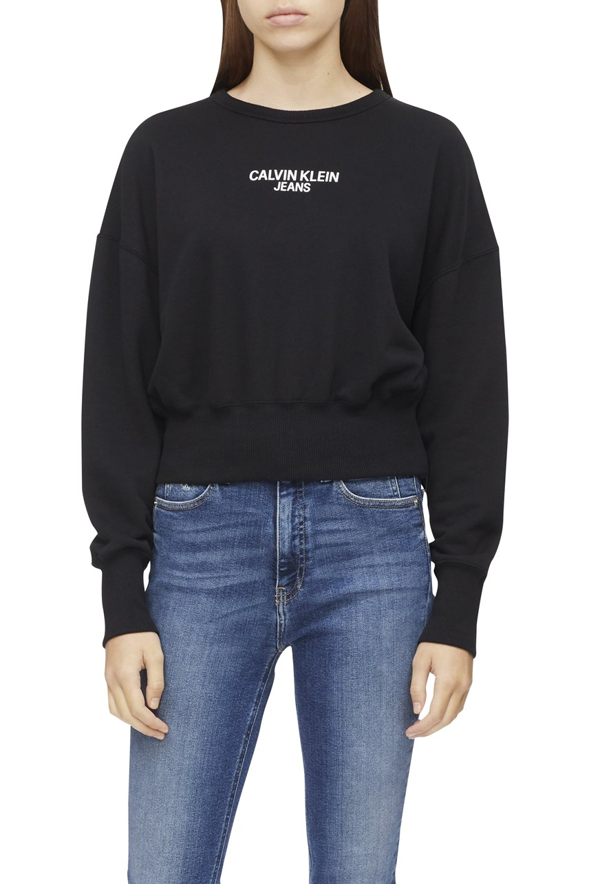 Back Logo Sweatshirt