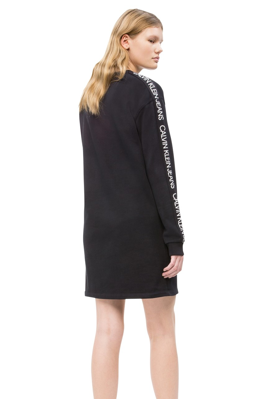 Institutional Track Logo Dress