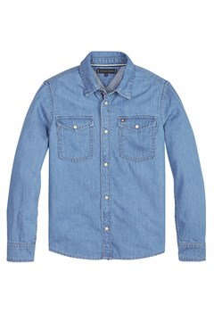 Denim Shirt 911 1