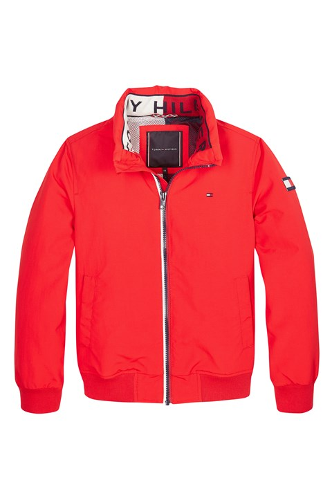 Classic Jacket - racing red