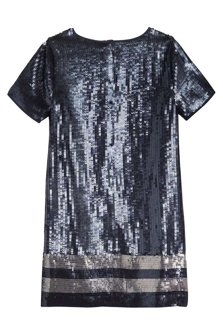 Icon Sequins Dress