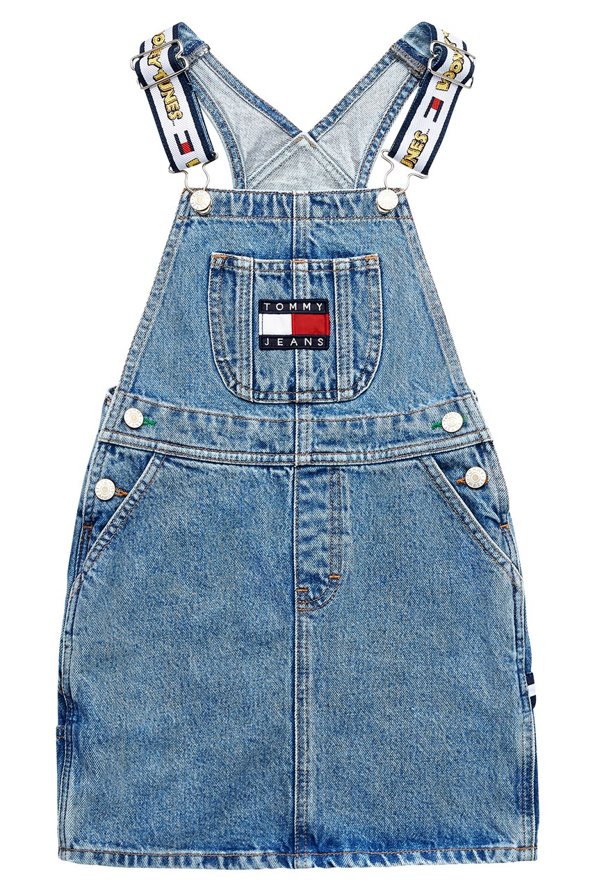 Tommy Jeans X Looney Tunes Overall Dress