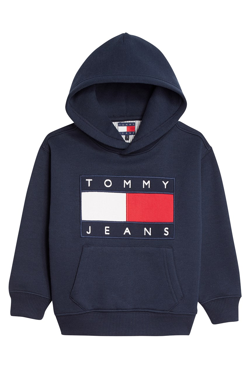 TJ Kids Flag Hooded Sweatshirt